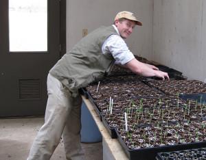 Simon Barrett - Barrett's Horticultural Services